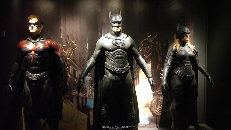 Costume Robin, Batman & Catwoman (Batman & Robin)