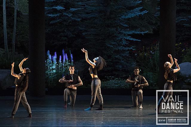 Martha Graham Dance Company - 8.11.17