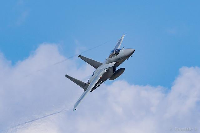 Komatsu AB Airshow Rehearsal 2017.9.14 (3) 303SQ F-15J #827