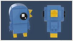 BrickHeadz: Reginald