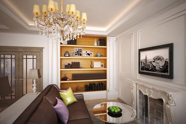 """Cho thuê căn hộ tại Hải Phòng - Phòng khách và bếp  <img src=""""images/"""" width="""""""" height="""""""" alt=""""Công ty Bất Động Sản Tanlong Land"""">"""