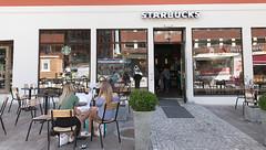 Kristiansand-uteservering-Starbucks