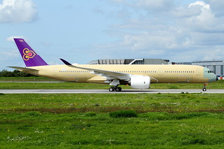 F-WZNS // Thai Airways // A350-941 // MSN 142 // HS-THH