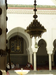 Zaouia de Moulay Idriss, Medina de Fez, Marruecos