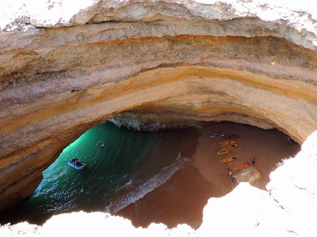 Coastal Hikes: Benagil Caves, Algarve, Portugal