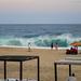 Beach Waves por sarider1