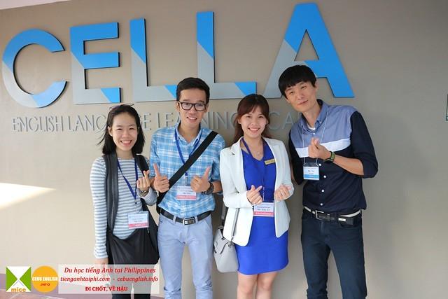 Trường CELLA, Cơ sở Premium - Cebu