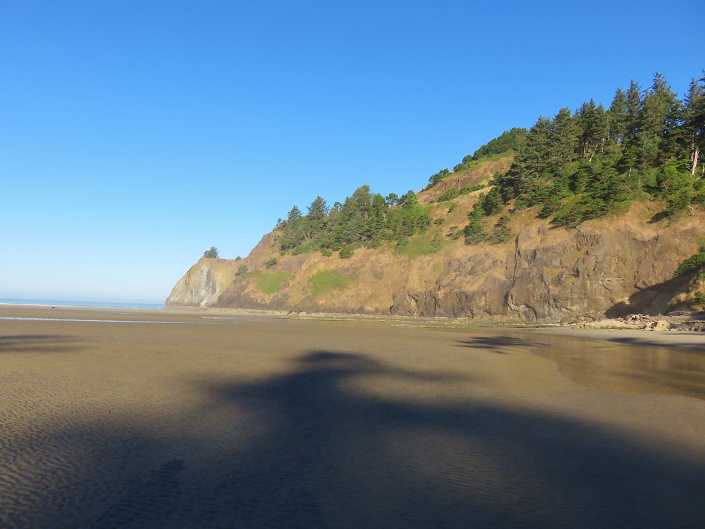 Little Creek at Agate Beach