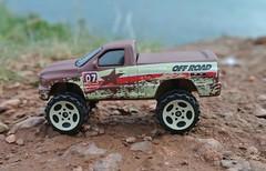 Dodge Ram SRT 10, by Matchbox