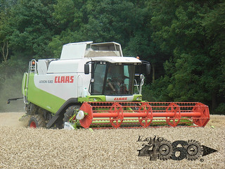 Claas Lexion 530-079