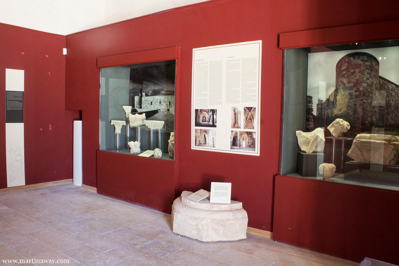 Antiquarium di Castello Maniace