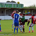 Barking FC v Heybridge Swifts FC - Saturday August 26th 2017