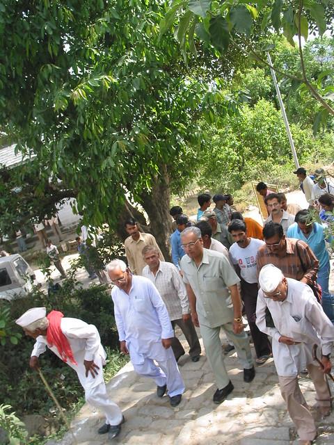 15th Mazin to Palampur (Himachal Pradesh) May,2005