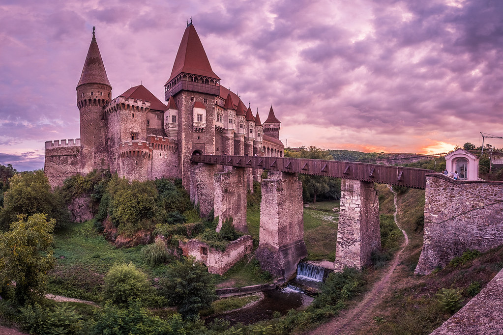 Corvin Castle - Hunedoara, Romania - Travel photography