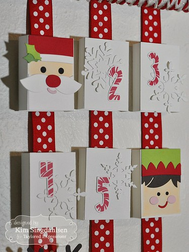 TE Advent Calendar with Matchies
