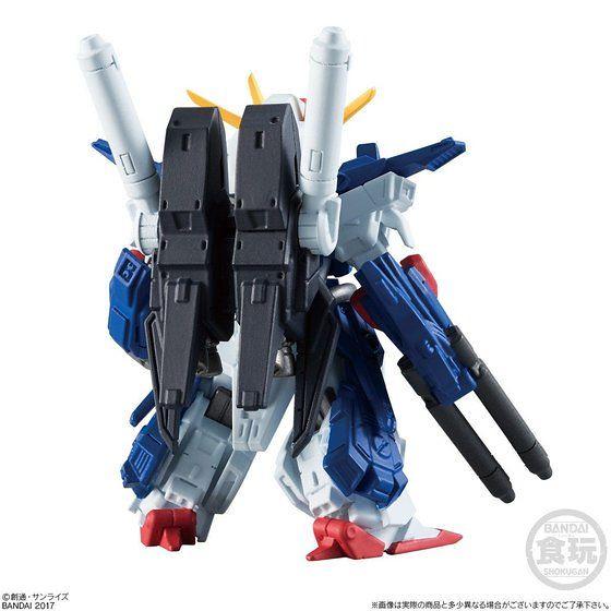 FW GUNDAM CONVERGE 特別彈 EX21 「全裝甲ZZ鋼彈」!フルアーマーZZガンダム