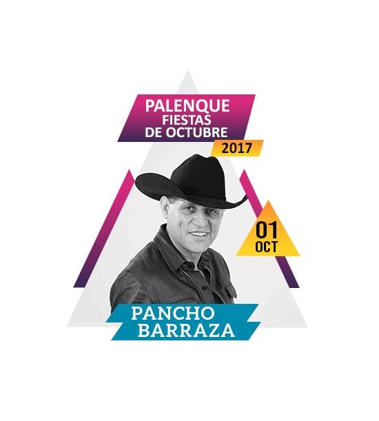 2017.10.01 PANCHO BARRAZA