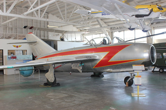 MiG-15bis NX90589