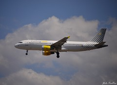 Airbus A320 -  EC-JTR Vueling Airlines