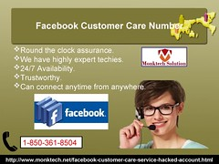 Why are Facebook users dialing Facebook Customer Care Number 1-850-361-8504?