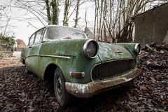 L'Opel de tous les Rekord 02