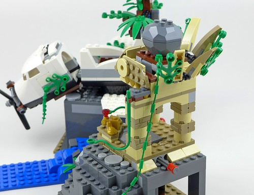 LEGO City Jungle 60161 Jungle Exploration Site 72
