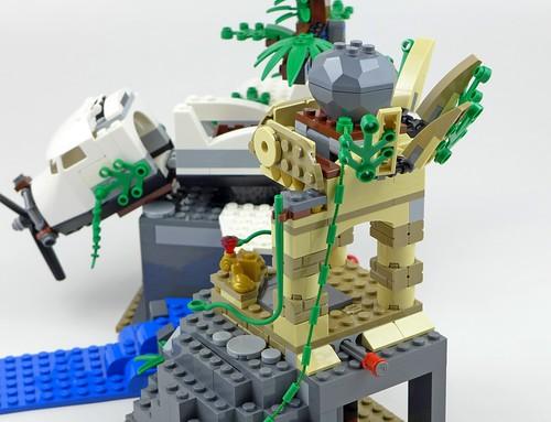 LEGO City Jungle 60161 Jungle Exploration Site 72
