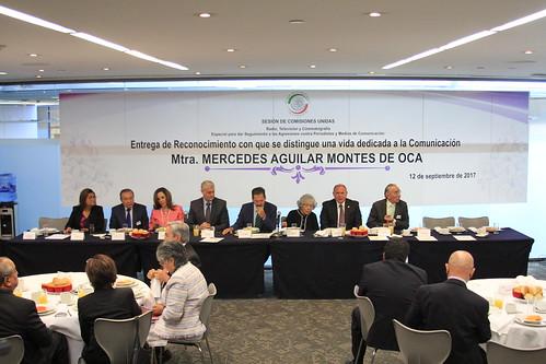 Comisión Especial contra Agresiones a Periodistas 12/sep/17