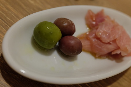 Olive & Prosciutto