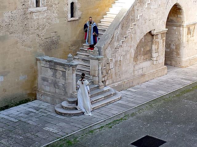 castello percorsi itineranti