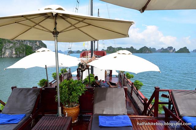 halfwhiteboy - halong bay cruise 19