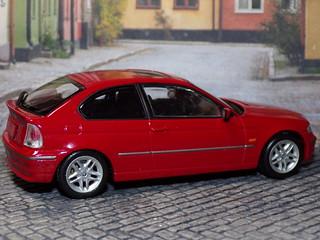 BMW 325i Compact - 2001 - Minichamps