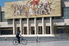 Mural na Placu Skonberga