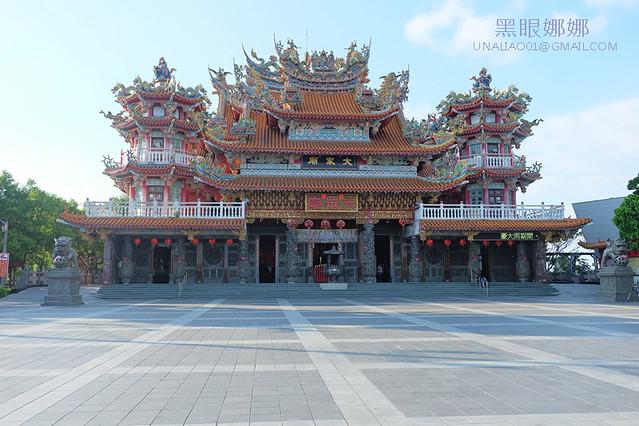 台南景點大眾廟