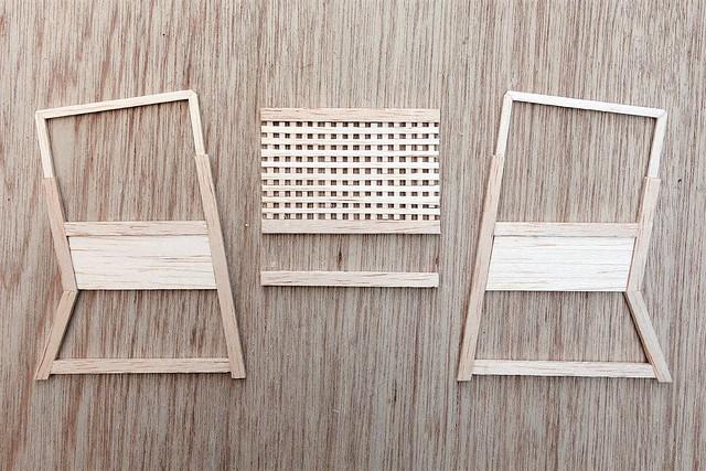 Christoffer Ohlanderの個展「Wooden rollator」を開催します