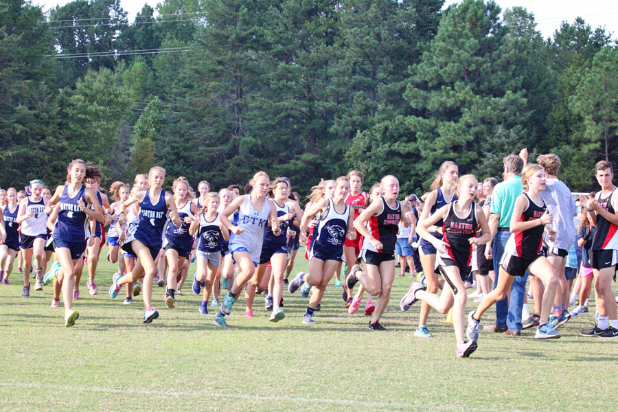 09182017 GCS Cross Country Home Meet