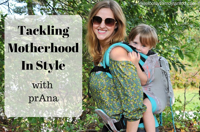 Fashion Diaries: Tackling Motherhood in Style with prAna + 15% Discount Code {sponsored} #prAnaMom