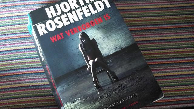 review Wat verborgen is Hjorth Rosenfeldt