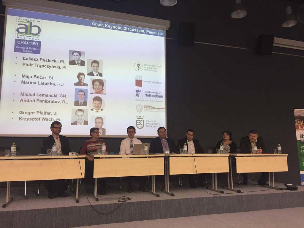 Преподаватели ВШМ СПбГУ получили награды на конференции «Академии международного бизнеса»