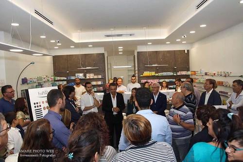 farmacia san pio inaugurazione