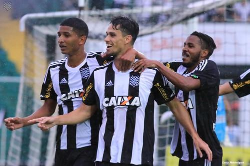 Figueirense 2x0 ABC - Campeonato Brasileiro Série B 2017