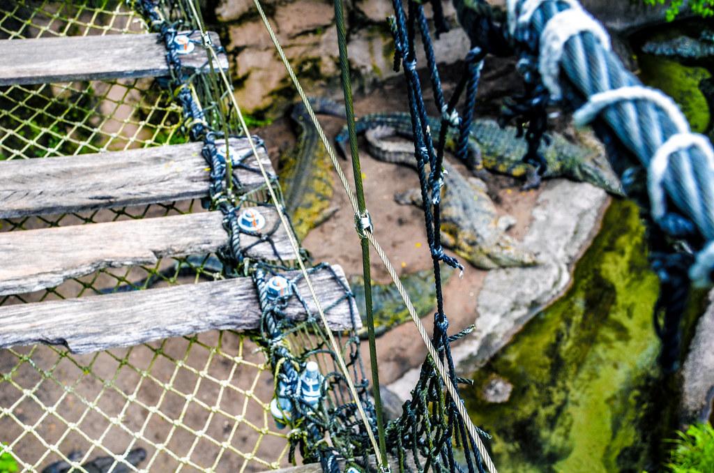Bridge crocs WAT AK
