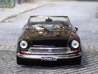 Fiat 124 Sport Spider - 1972 - Vitesse