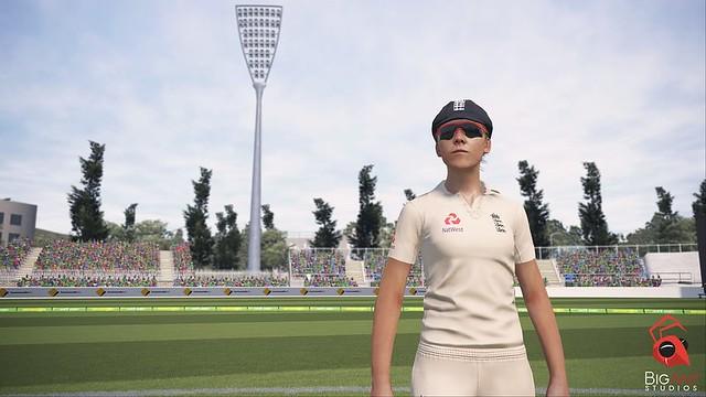 Ashes Cricket - Jugadora Femenina