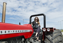 Traktor-Siri