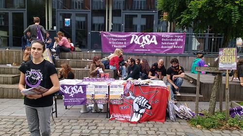 ROSA Manifestation du 29 septembre 2017
