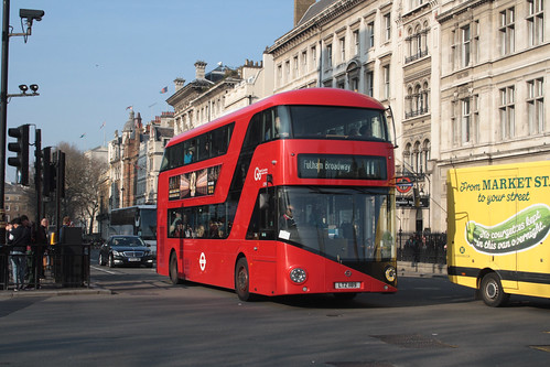 Go-Ahead London LT189 LTZ1189