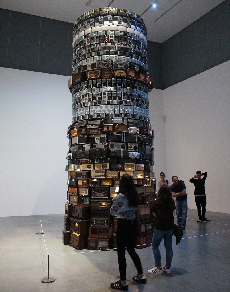 Babel 2001, by Cildo Meireles, Tate Modern, London