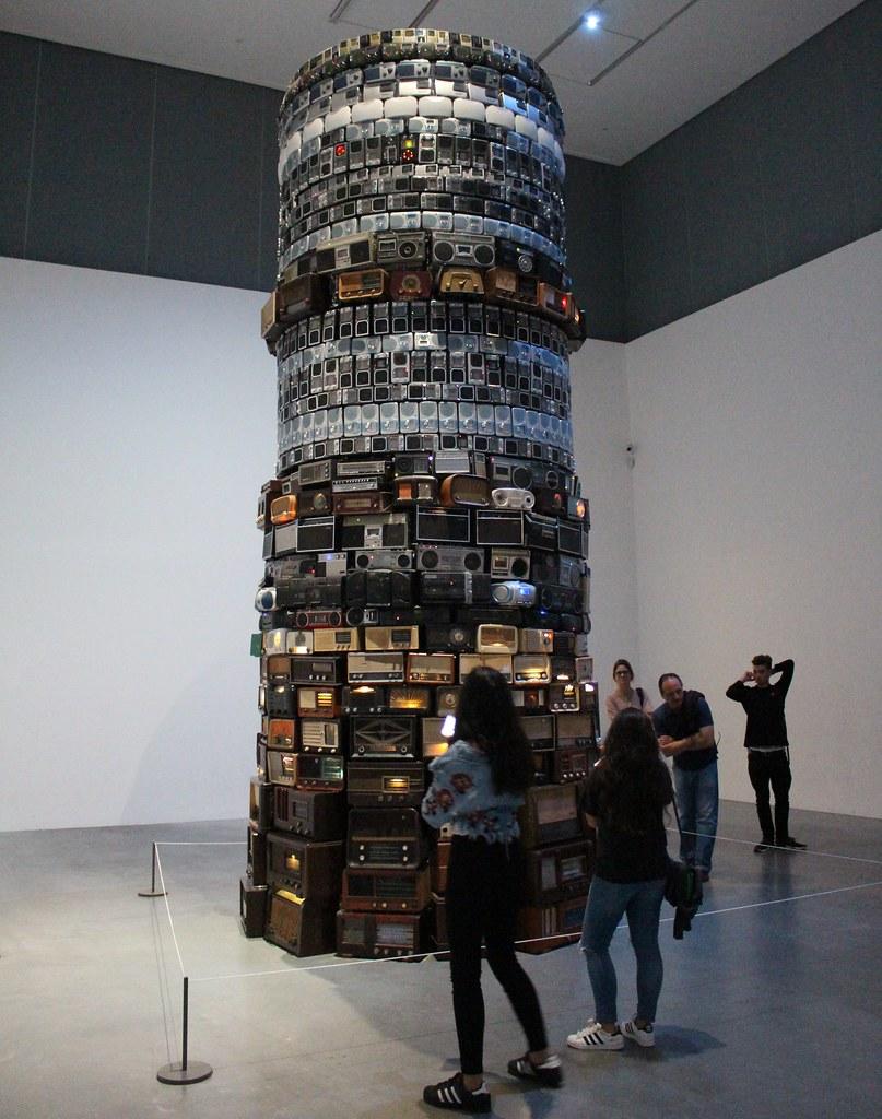 Babel 2001, by Cildo Meireles, Tate Modern, London