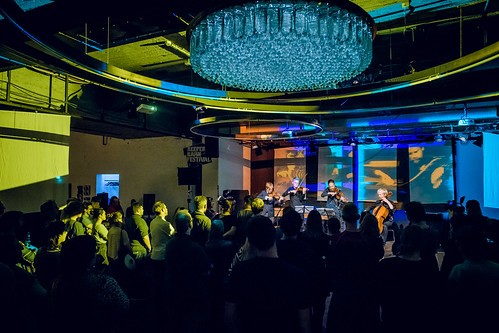 Yellow Lounge x Reeperbahn Festival Hamburg